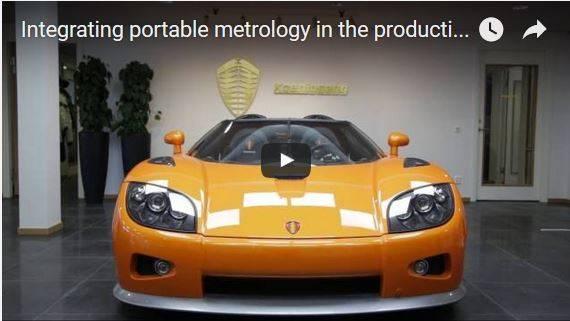 Koenigsegg ande creaform