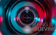 Iris M - seeing is believeing