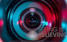 Iris M - seeing is believeing
